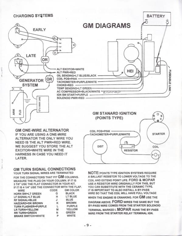 Ez Wiring Harness Questions The 1947 Present Chevrolet