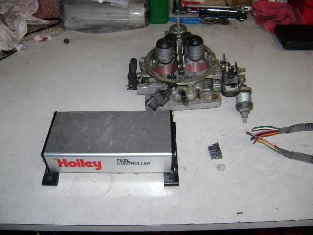 Need Help With Holley Pro Jection Wiring The 1947 Present Chevrolet Gmc Truck Message Board Network