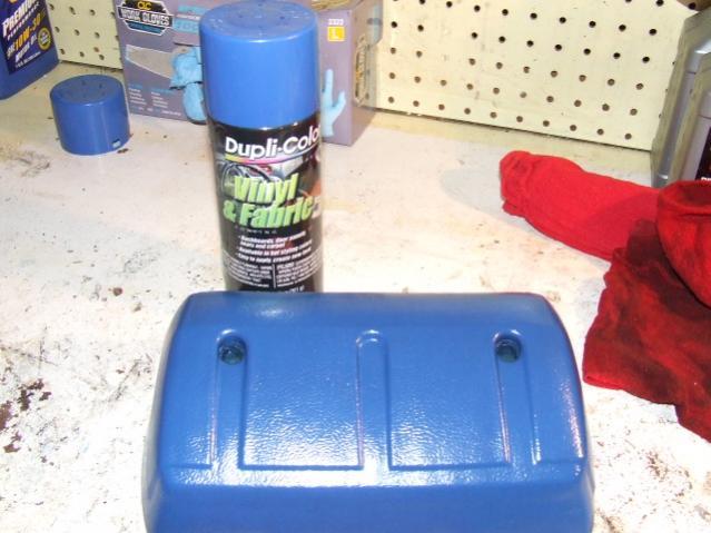 medium blue vinyl dye the 1947 present chevrolet gmc truck message board network. Black Bedroom Furniture Sets. Home Design Ideas