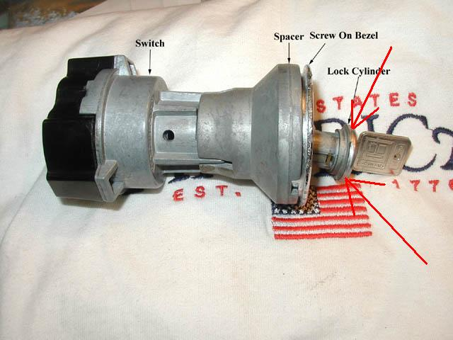 Problem Replacing Ignition Switch The 1947 Present Chevrolet