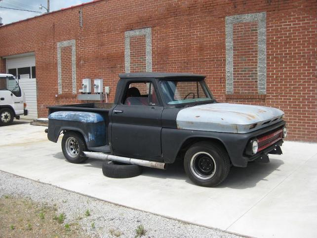 c6623eb9b02b4 60-66 with sidepipes lakes pipes  - The 1947 - Present Chevrolet ...