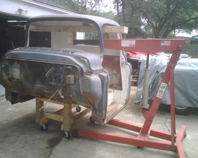 Removing A Cab - The 1947 - Present Chevrolet & GMC Truck