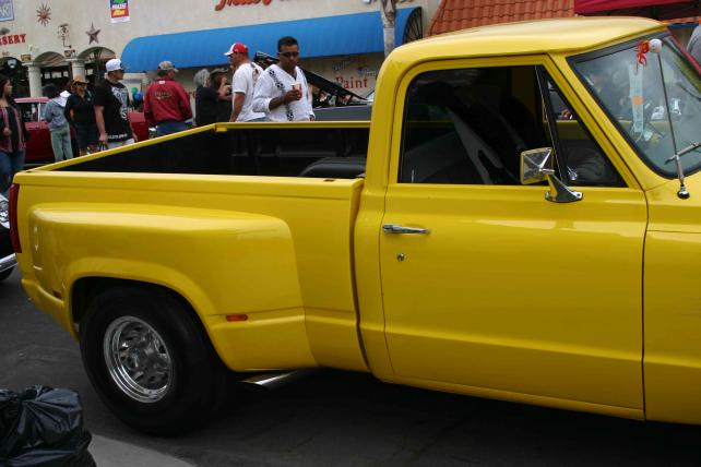 67 72 Chevy Trucks With Late Model Beds Autos Post