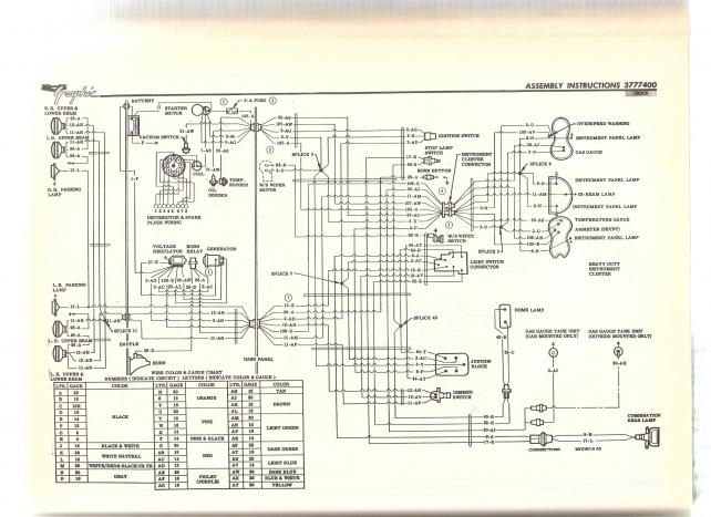 wiring diagram - the 1947 - present chevrolet & gmc truck message, Wiring diagram