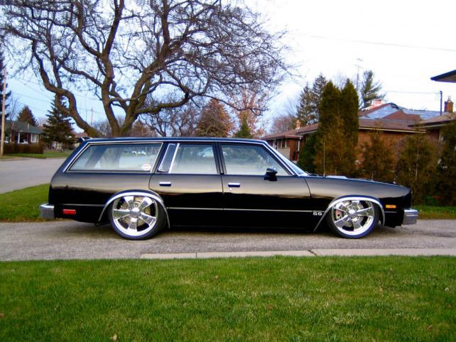 VWVortex com - Today I had wagon Envy    Show me some Malibu Wagons
