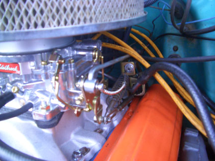 Th350 Kickdown Cable Linkage problem - The 1947 - Present