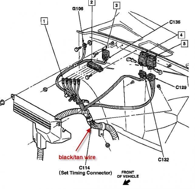 1988 Gmc Truck Wiring Diagram 1978 GMC Ignition Wiring