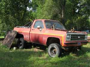 1980 chevy sport on craigslist ks the 1947 present chevrolet gmc truck message board. Black Bedroom Furniture Sets. Home Design Ideas