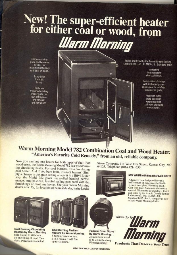 Warm Morning Wood Stove WB Designs - Warm Morning Wood Stove WB Designs