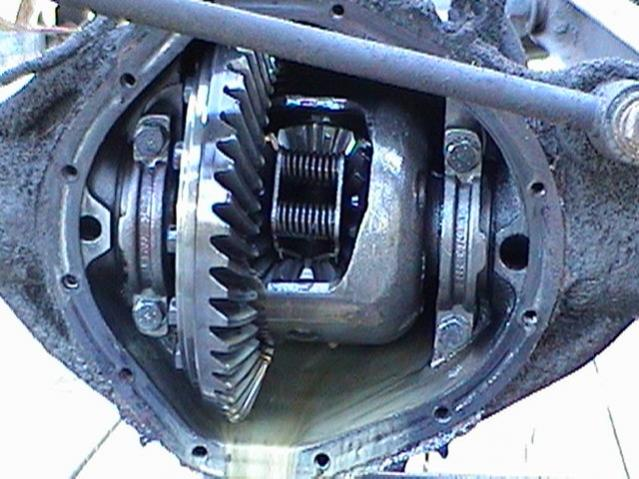 Info on RPO G80 rear positraction axle! - The 1947 - Present ...