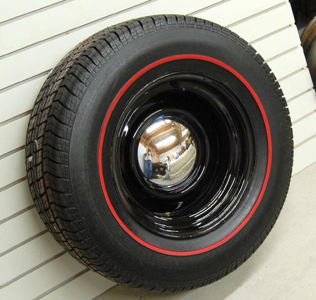 Chevy 5 Lug Wheels