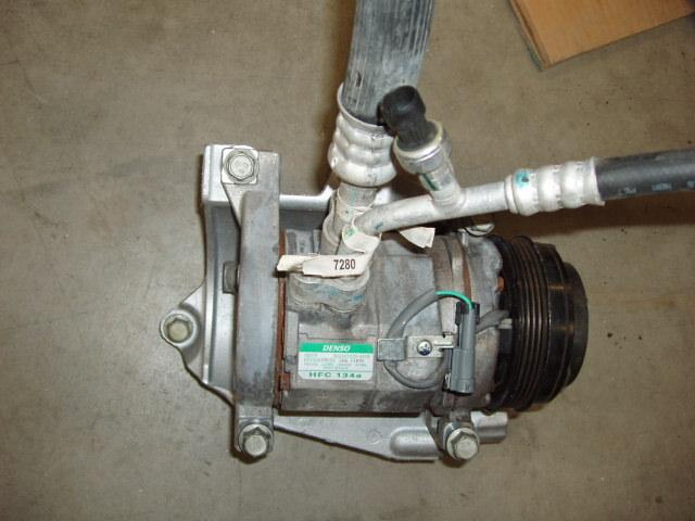 CO A/C compressor, Nippondenso (Denso) 10S17F / 10S20F - The