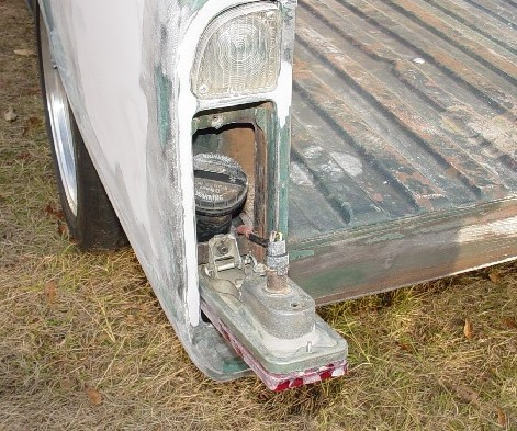 Squirrel S 57 Chevy One Ton The Bangshift Com Forums