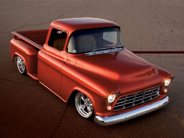 55 59 Chevy Trucks Show Me Your Wheels The 1947 Present
