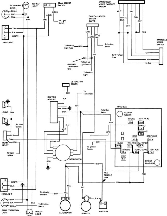 electrical diagrams chevy only  page   truck forum  readingrat, Wiring diagram