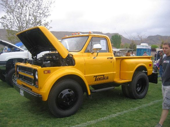 72 Chevy C40 Truck For Sale | Autos Post