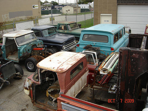 Junk Yards Near My Location >> Junk yard Picture Thread - Page 2 - The 1947 - Present Chevrolet & GMC Truck Message Board Network