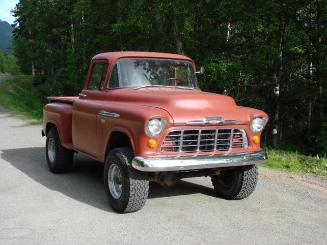 Red Oxide primer - The 1947 - Present Chevrolet & GMC Truck