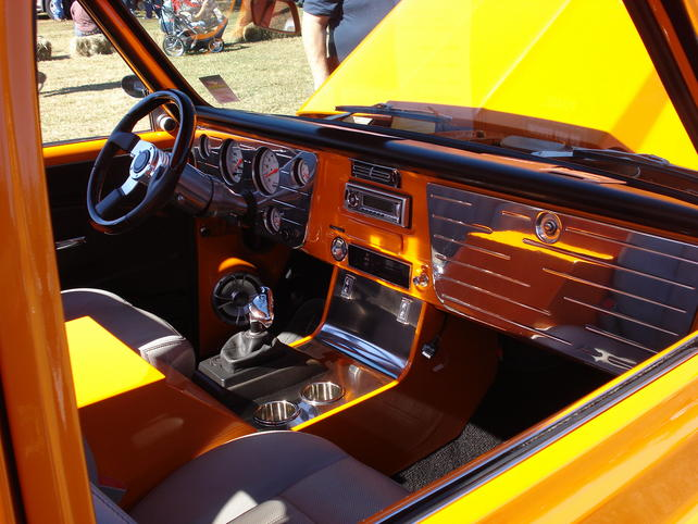 1970 Chevy Pickup >> Custom Consoles - The 1947 - Present Chevrolet & GMC Truck Message Board Network