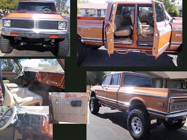 2003 sierra 1500hd crew cab