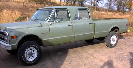 There Was Even A Semi Por Conversion For The 2nd Gens That Just Used Front Doors With No Cutting Whatsoever