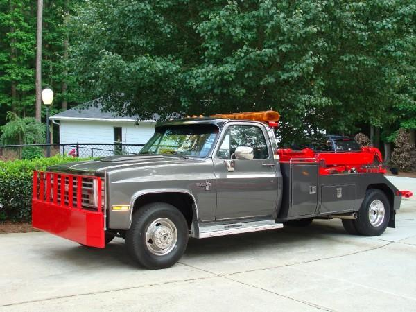 Used Trucks For Sale In Wv >> How about some pics of '73-'87 wrecker, fire, ambulance, etc? - Page 3 - The 1947 - Present ...