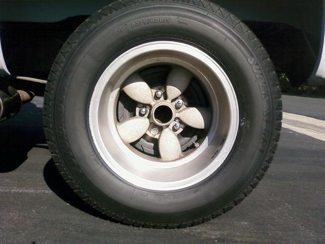best place to get a set of s200 daisy rims  - the 1947