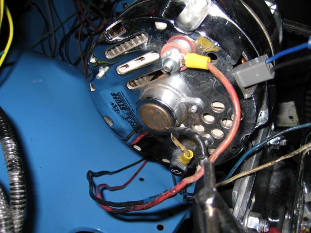 Alternator wiring problem. Help - Internal or external regulator. - The  1947 - Present Chevrolet & GMC Truck Message Board Network | Tuff Stuff Alternator Wiring Diagram |  | 67-72 Chevy Trucks