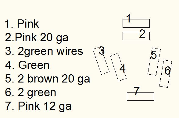color wiring diagram finished  page 7  the 1947  present