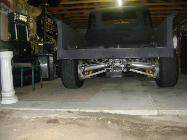 C4 Suspension For 1954 Chevy Truck | Autos Post