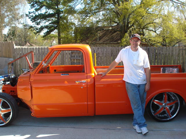 Anyone Painted Their Truck Tangerine Pearlcoat Pics The 1947