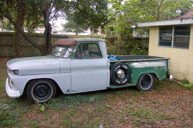 Windshield visors... do they exist  - The 1947 - Present Chevrolet ... 15097ed7bbd