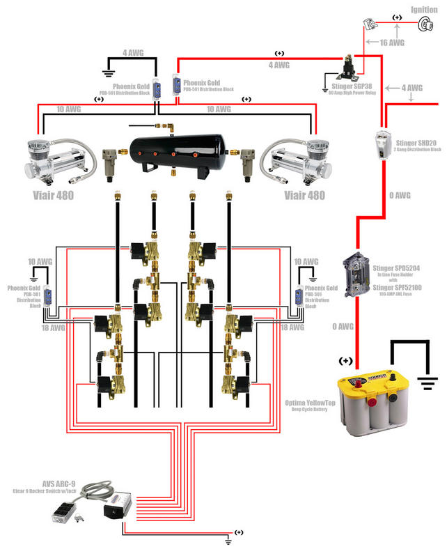 Dual Compressor Wiring - Page 2 - The 1947 - Present Chevrolet & GMC ...