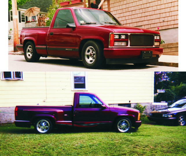 Chevrolet Lowell: What Was Your First Truck Everyone?