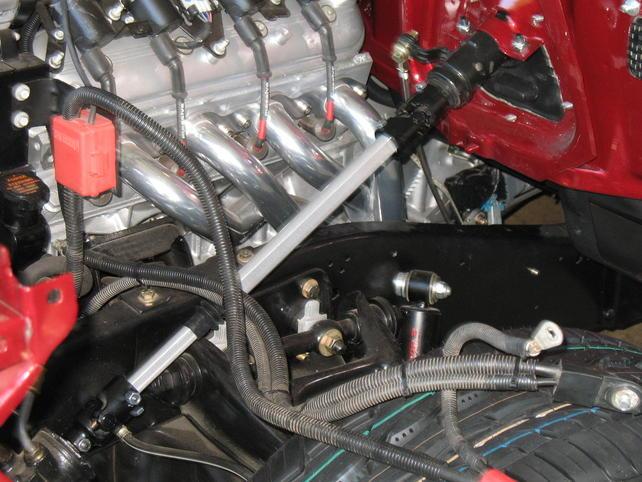 Lokar shift cable linkage - The 1947 - Present Chevrolet ...