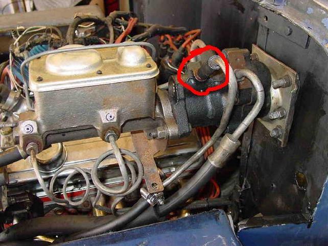 Hydroboost Parts where? - The 1947 - Present Chevrolet & GMC