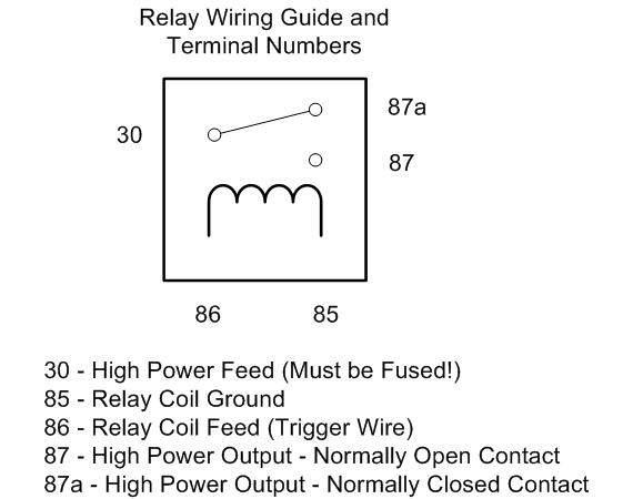 How to check a bosch relay tdiclub forums here is a proper electrical diagram of the relay asfbconference2016 Gallery