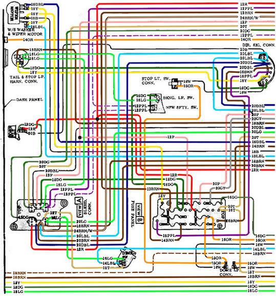1958 chevy truck turn signal wiring diagram wiring diagrams 1958 chevy truck turn signal wiring diagram