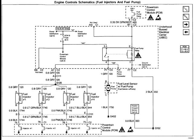 2003 Chevy Impala Radio Wiring Diagram from 67-72chevytrucks.com