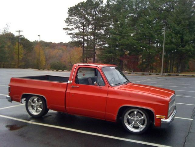 My 82 C10 - The 1947 - Present Chevrolet & GMC Truck Message ...