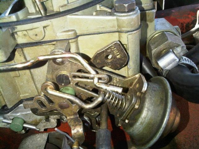 Edelbrock QUADRAJET 1901 Carburetor Rebuild Question - Page