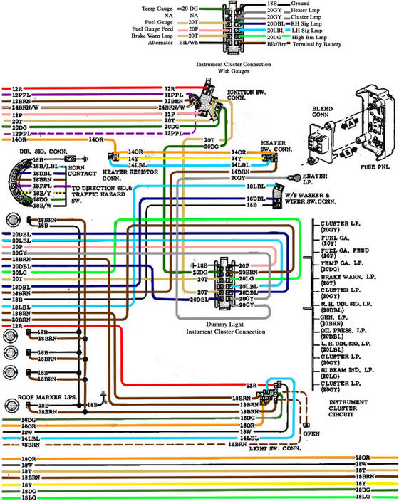 Showthread on 1989 chevy 1500 fuse box diagram