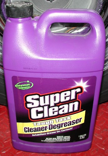 Chris for Garage floor cleaner degreaser