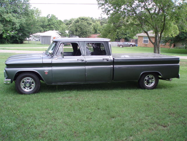 how about a crew cab
