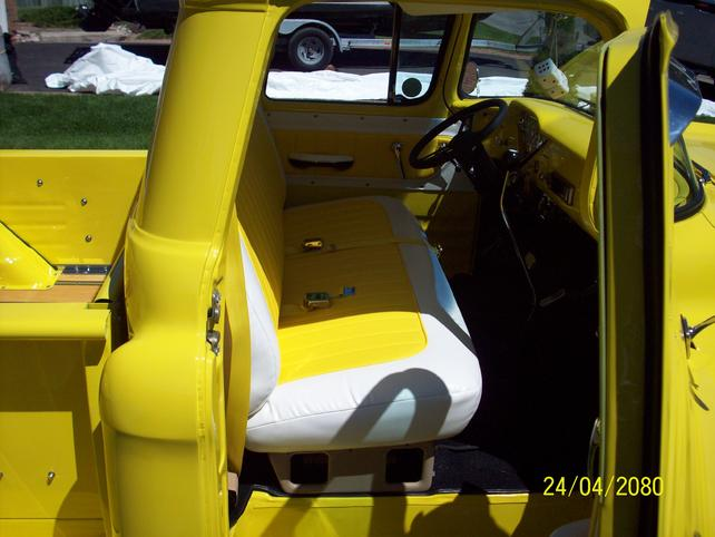 Prime Let See Seats On Your 55 59 Truck The 1947 Present Evergreenethics Interior Chair Design Evergreenethicsorg