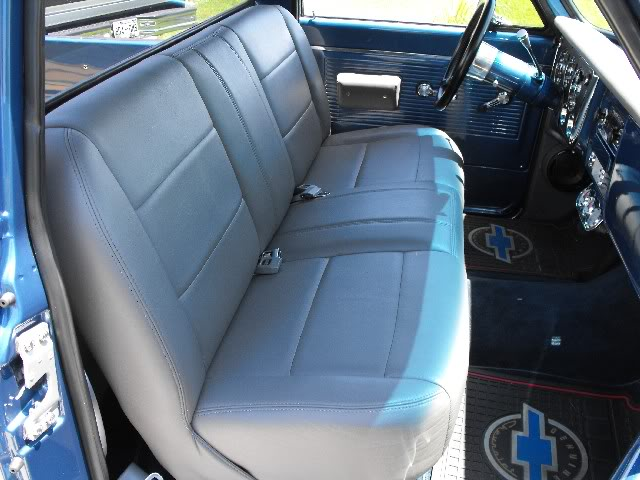 79 C10 Seat Ideas The 1947 Present Chevrolet Gmc Truck Message