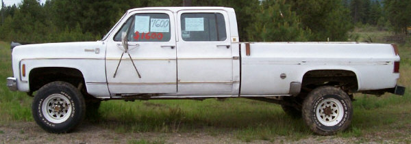 Chevy 3 3 >> Lift Kits For 1 Tons Any Pics Of 3 3 4x4s The 1947