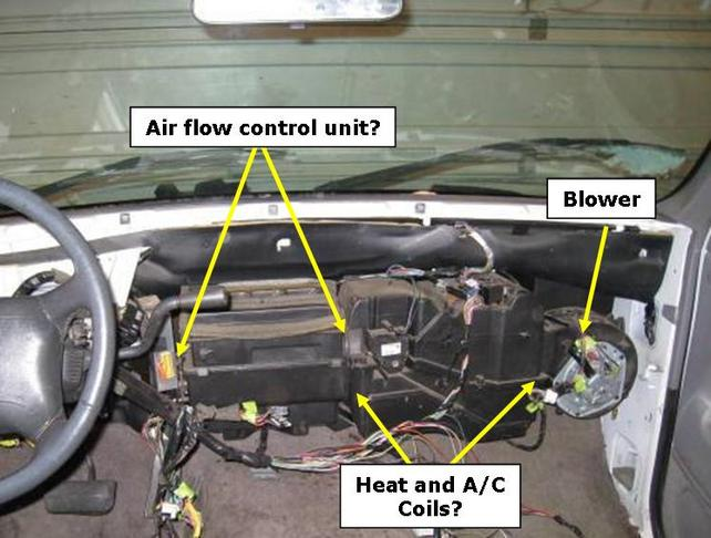 Climate Controls The 1947 Present Chevrolet Amp Gmc