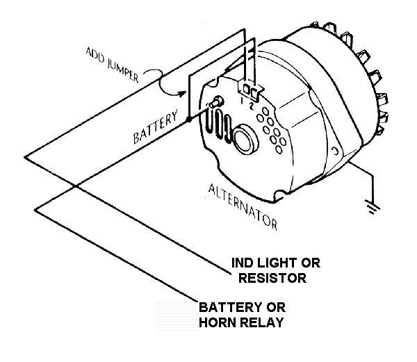 Alternator Overcharging Please Help The 1947