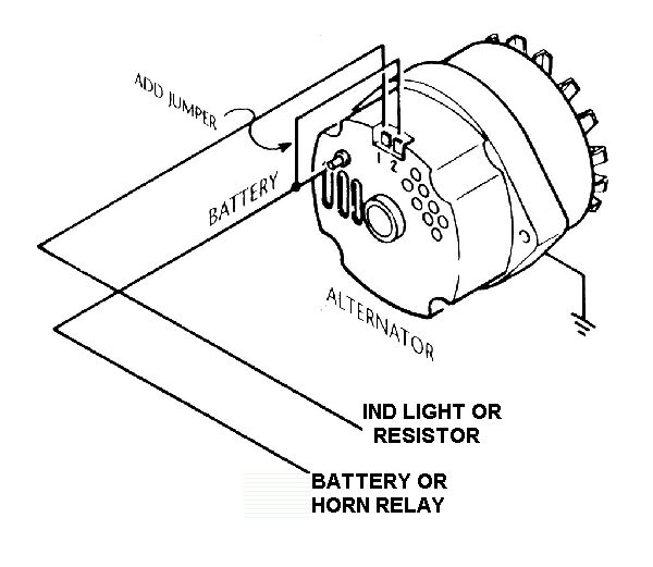 Alternator overcharging....Please HELP!!!! - The 1947 ... on